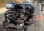 Trafik kazalarında 4 günlük acı bilanço