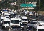 TÜİK açıkladı! Araç sayısı yüzde 11 arttı