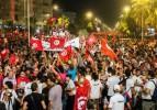Tunus'ta gösteriler yeniden başladı