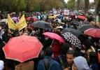 "Tunus'ta ""teröre karşı"" yürüyüş"
