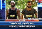 """Turabi'ye canlı yayında şok tehdit! """"Akıllı ol..."""""""