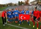 Türk kızlar Polonya'da tarih yazdı