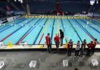 Kadınlar 50 metre kelebekte altın Çin'e gitti