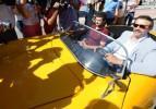Türkiye'nin ilk elektrikli spor otomobili yola çıktı