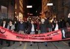 Türkmen köylerine yapılanlar protesto edildi