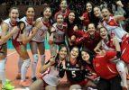 U18 Bayan Milli Voleybol Takımı dünya dördüncüsü