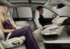 Volvo, yeni çocuk koltuğunu tanıttı