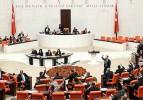 Meclis'te 3 komisyon başkanı belirlendi
