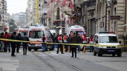 Canlı bomba erken patladı iddiası