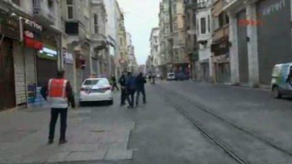 Taksim'deki patlamanın nedeni canlı bomba