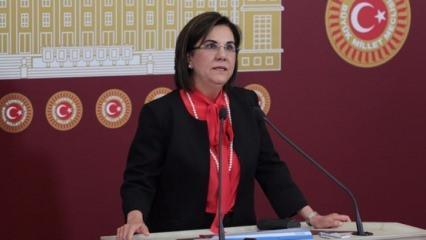 CHP'li kadın vekilden Kılıçdaroğlu'na destek