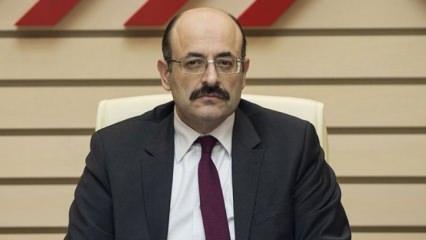 YÖK Başkanı açıkladı: Siyasi propaganda yaptı