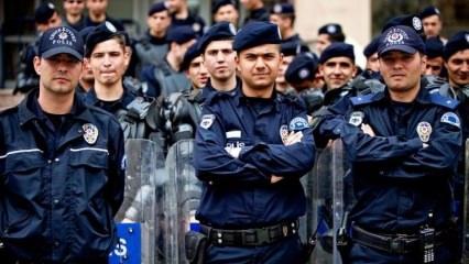 2018 Polis maaşları ne kadar oldu? PMYO mezunu polis maaşları