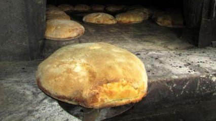 Bu ekmek 20 gün bayatlamıyor!