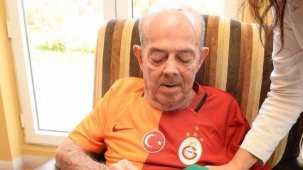 Spor camiası Turgay Şeren'e ağlıyor!