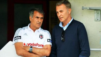 Beşiktaş'ta kriz! Şenol Güneş istemedi, Orman aldı