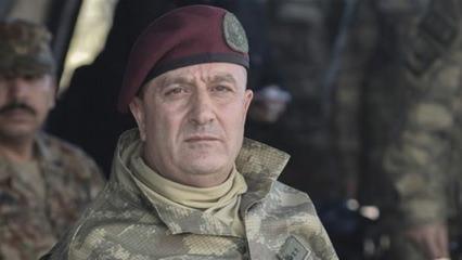 Suriye'ye askeri harekatı o komutan yönetiyor