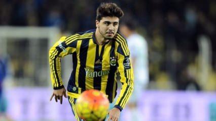 Ozan Tufan'a Premier Lig'den takip