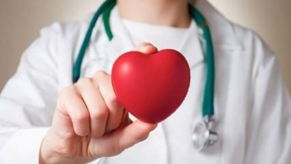 Kalp sağlığını korumak için 10 öneri