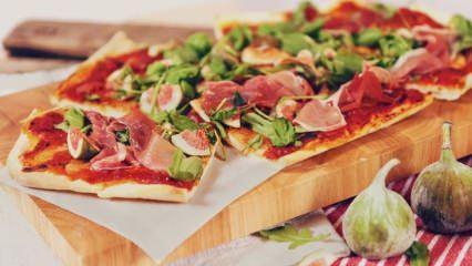 Orjinal İtalyan pizza tarifi