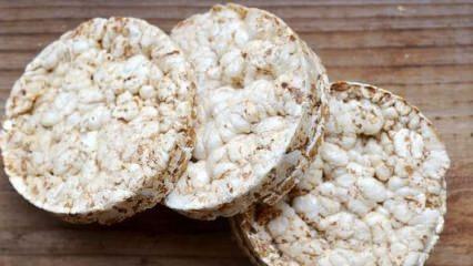 Pirinç patlaklarının zararları