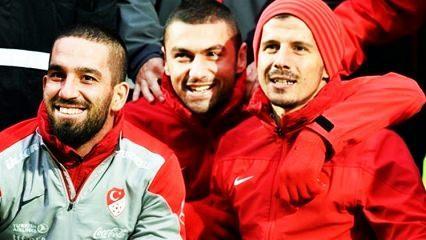 Burak Yılmaz: Arda'nın Türkiye'ye gelişi...