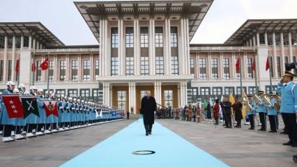 Erdoğan'dan El-Bab açıklaması