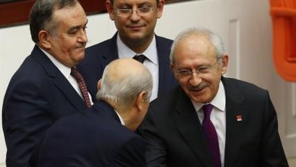 Görüşmesi sonrası Kılıçdaroğlu'ndan açıklama