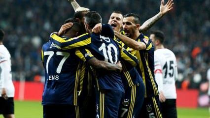 Arena'da olaylı derbi Fenerbahçe'nin!