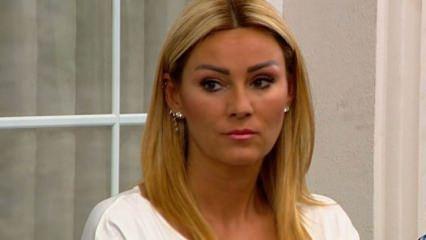 Pınar Altuğ'un yüzündeki şişlik herkesi şaşırttı