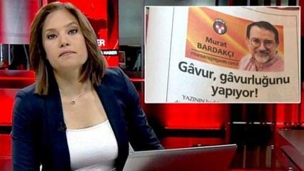 Nevşin Mengü Hollandayı eleştirenlerden rahatsız oldu!