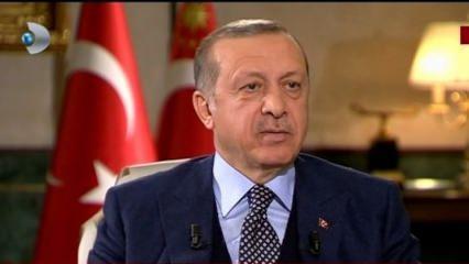 Erdoğan'ın sözleri Alman gazetelerinde manşet oldu