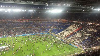 UEFA'dan flaş Lyon-Beşiktaş kararı