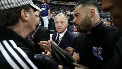 Lyon Başkanı'ndan küstah yorum!