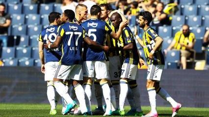 Fenerbahçe Rizespor'u ateşe attı!