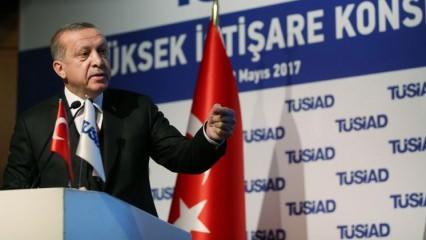 Erdoğan: Yapamıyorsak dükkanı kapatıp gidelim
