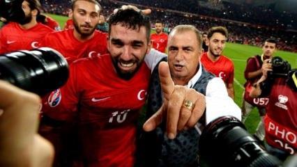 Fatih Terim Arda Turan'ı kamptan gönderdi!
