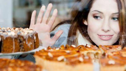 Hangi tatlı kaç kaloridir?