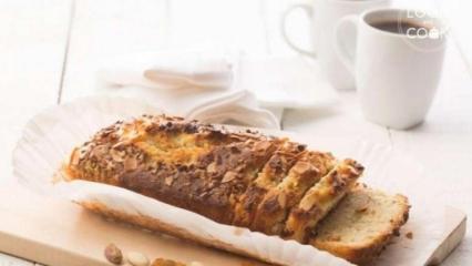 Kuruyemişli kek tarifi