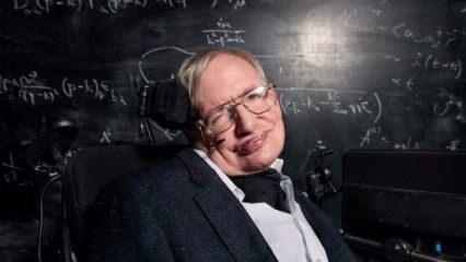Hawking Suriye'deki savaş için ne dedi?