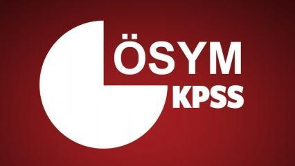 KPSS ne zaman açıklanacak? KPSS lisans sınav sonuçları o tarihte...