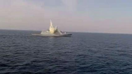 ABD savaş gemisi Çin denizine girdi!