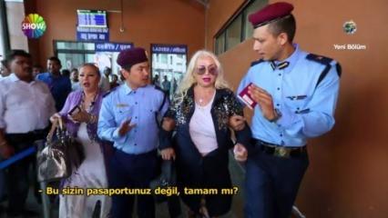 Banu Alkan'ın pasaportuna el konuldu