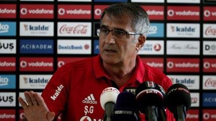 Beşiktaş'tan Şenol Güneş kararı