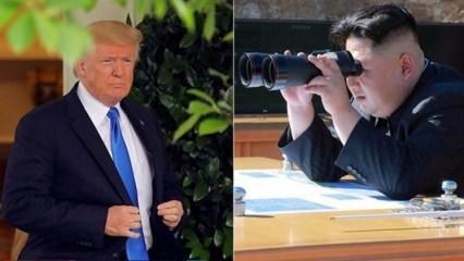 ABD ile Kuzey Kore gizli gizli görüşüyor iddiası!