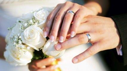 Rüyada evlendiğini görmek ne anlama gelir? Rüyada evlilik görmenin tabiri