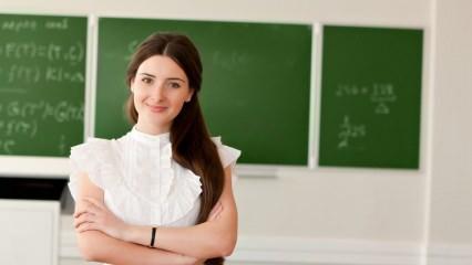 2018-2019'da öğretmen maaşları ne kadar? Güncel ücret listesi!