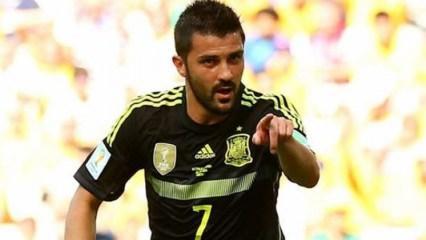 David Villa sezon sonu futbolu bırakıyor