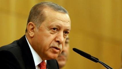 Erdoğan'dan Zekai Aksakallı açıklaması!