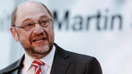 Martin Schulz'dan Barzani'ye referandum desteği!